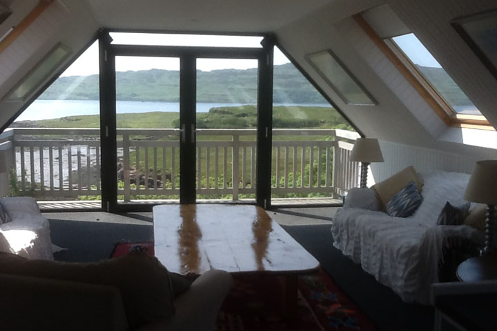The Studio, Isle of Mull Self Catering